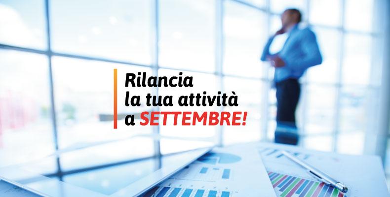 A settembre, rilancerai la tua attività?