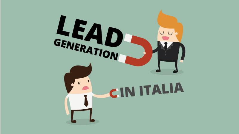 lead generation cos'è significato italia