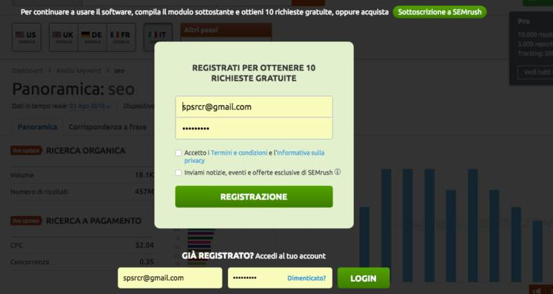 casi di lead generation