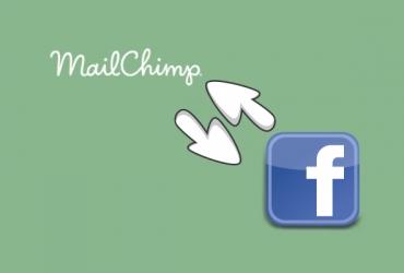 Come aggiungere il form di registrazione MailChimp su Facebook