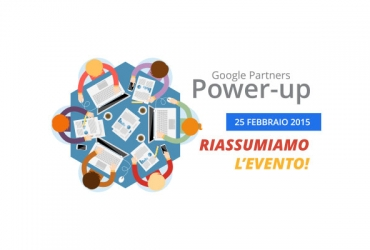Google Power Up: Riassunto dell'evento