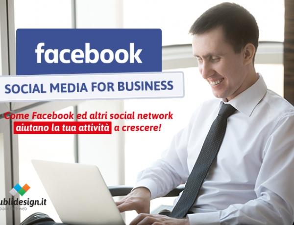Il corso Facebook di Natale