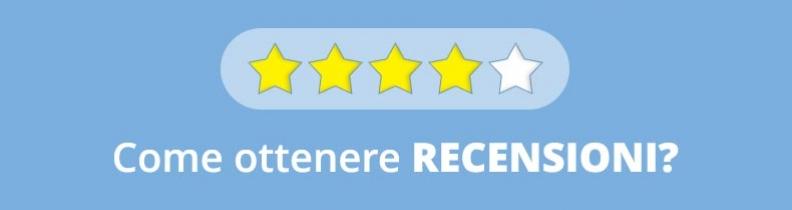 Come ottenere le recensioni, crea un Funnel di raccolta.