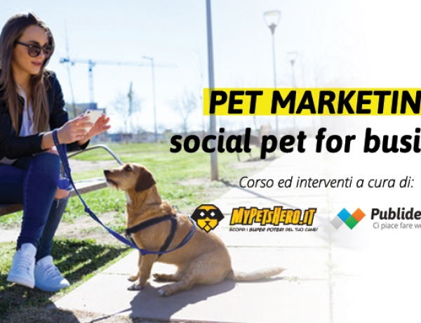 Pet marketing: social Pet for Business
