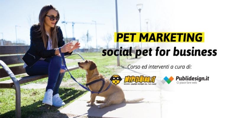 Pet marketing: social Pet for Business