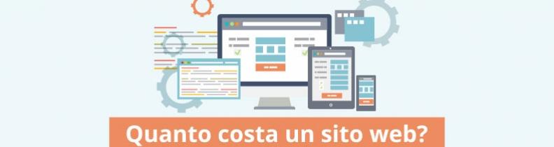 Quanto costa un sito web professionale? Capire quanto spendere e perché.